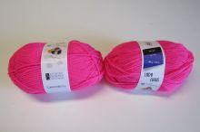 Vlna, akryl, růžová č.50014