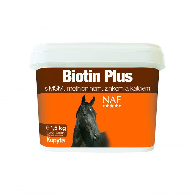Biotin plus, NAF