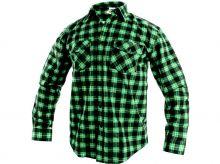 vel.43 - 44 zeleno - černá