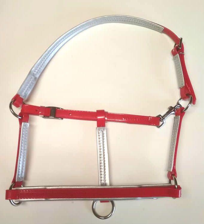 Ohlávka Minihorse, polstrovaná Daretex