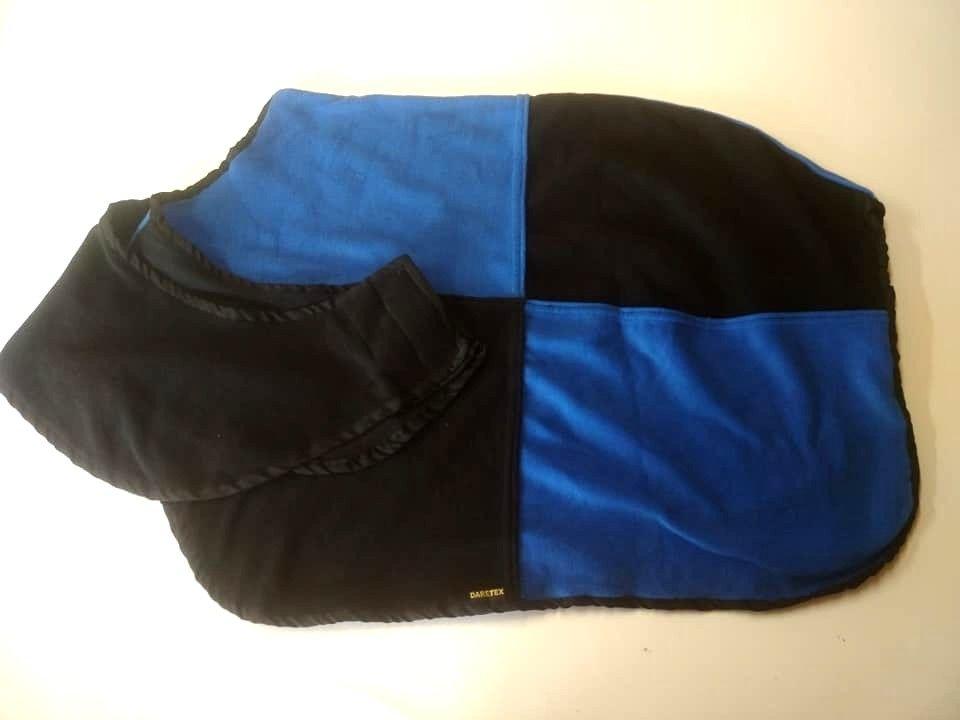 Bederní deka fleecová, kostkovaná v.135, výprodej Daretex