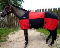 Odpocovací deka, kostkovaná v.135, výprodej