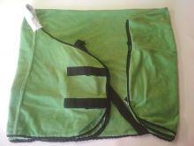 Odpocovací deka, zelená v.125, výprodej