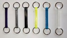 Brejličky na otěže, výprodej | bílé, černé, fialové, refl.žluté, šedostříbrnné, tyrkysové