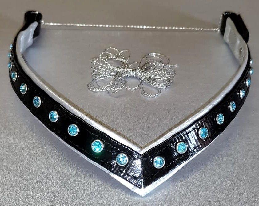 Čelenka Fashion diamond - černá Daretex