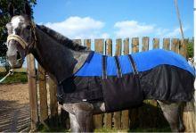 Bederní deka do přepravníku, kombinovaná