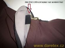 Deka DERBY s krkem Daretex