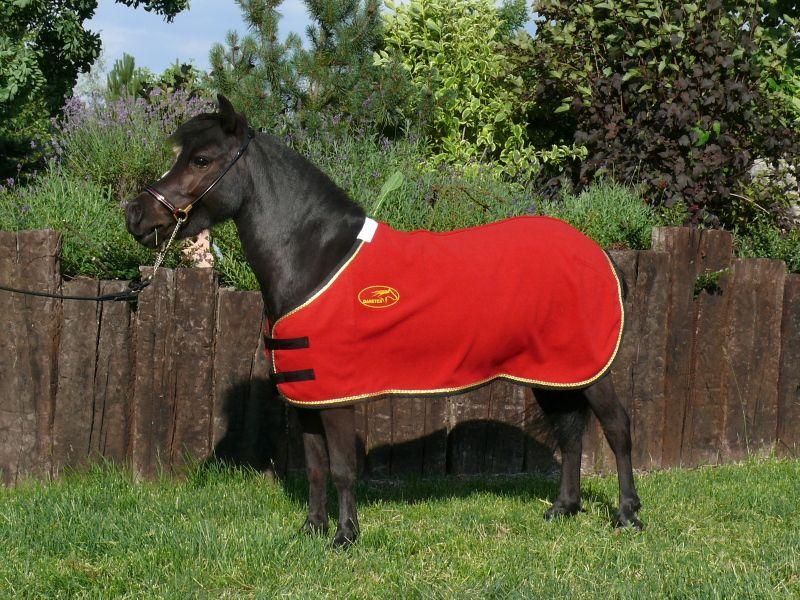 Deka fleecová pro minihorse, LUXUS Daretex