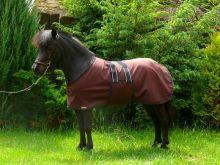 Nepromokavá deka pro minihorse, softshell