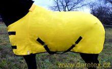 Stájová deka s volitelnou podšívkou, Bavlněná