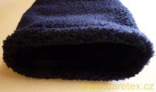 Chránič na podbřišník, fleecový Daretex