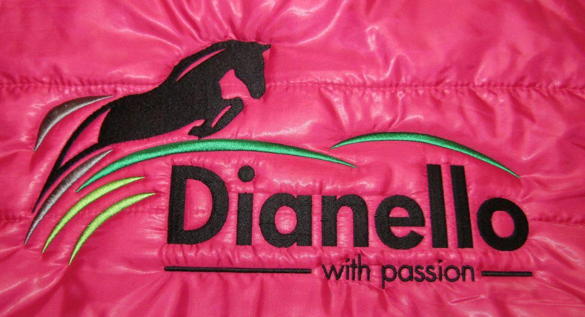 Výšivka na na oblečení Daretex
