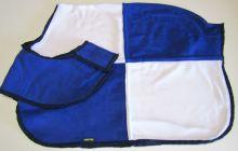střed.modrá + bílá