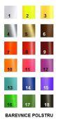 barevnice polstrování