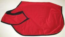 Bederní deka PROFESIONAL - červená Daretex