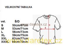 Tričko se psem, výprodej Daretex