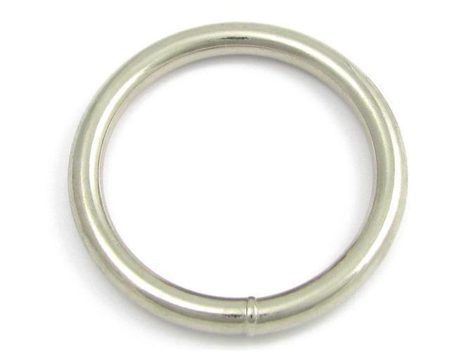 Kroužek nerez 30 mm Daretex