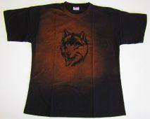 Tričko se psem Husky, výprodej